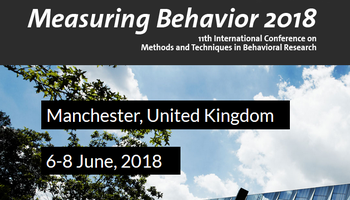 Measuring Behavior 2018