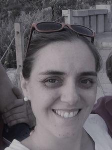 New STG member Maria de Alvaro