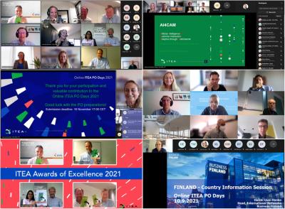 Online ITEA PO Days 2021