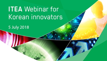 ITEA Webinar for Korean innovators
