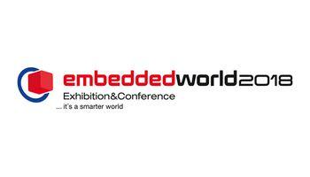 embedded world 2018