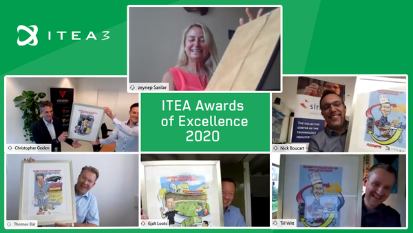 TEA Award of Excellence winners 2020: ENTOC, PS-CRIMSON, Flex4Apps and MOS2S