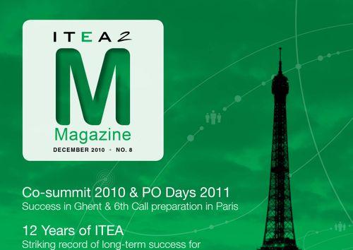 ITEA Magazine 8