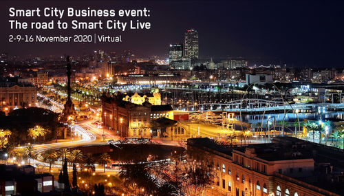 VSmart City Digital Business event