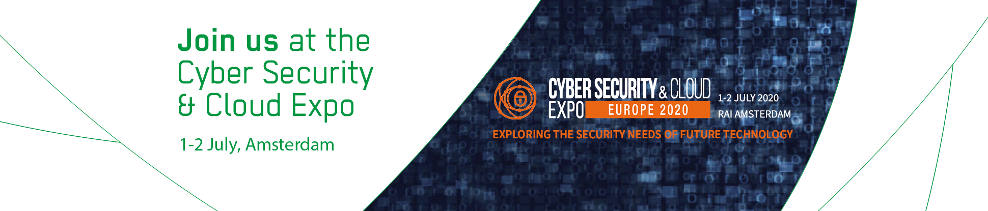 Cyber Security Cloud Expo _Jumbotron