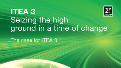 The Case for ITEA 3 cover