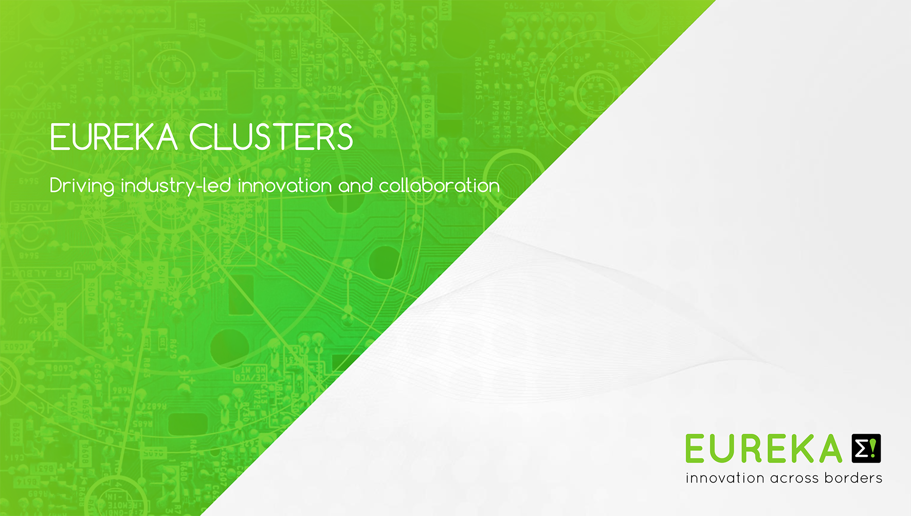 EUREKA Clusters presentation