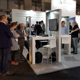 ITEA at Smart City Expo 2019