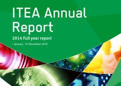 ITEA Annual report 2014 cover