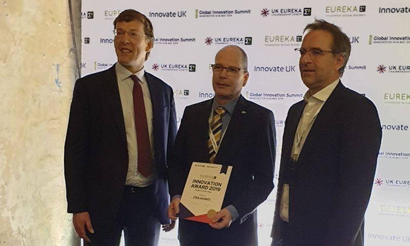 EUREKA Innovation Award Finalist AVANTI