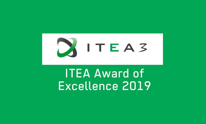 ITEA Award of Excellence for SynerScope