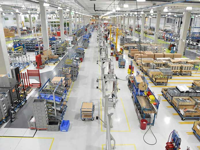 Productielocatie Lely Industries