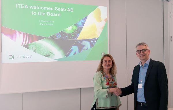 Saab joins ITEA Board
