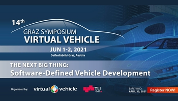 Graz Symposium Virtual Vehicle 2021