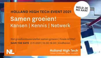 Holland High Tech event 2021