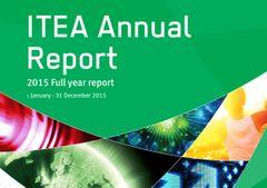 ITEA Annual report cover