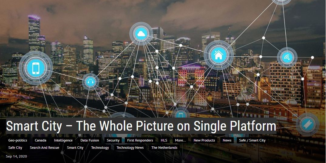 Smart City - The Whole Picture on Single Platform