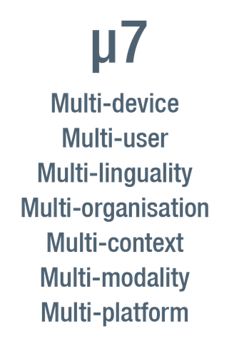 7 project standardisation actions