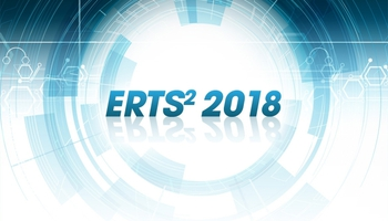 ERTS 2018 - Embedded Real Time Software and Systems