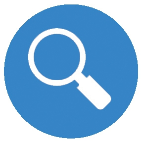 Project search icon