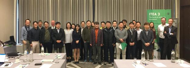 Korea-ITEA event