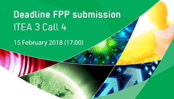 Deadline FPP submission ITEA 3 Call 4