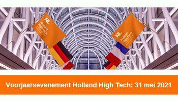 Holland High Tech spring event
