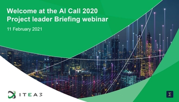 AI Call 2020 - Project leader briefing webinar