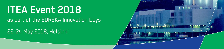 ITEA Event 2018 page header