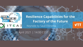 Resilience Capabilities for the Factory of the Future