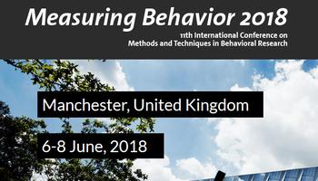 Measuring Behavior 2018